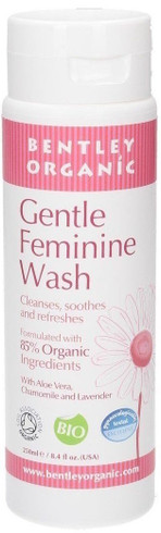 Bentley Organic Gentle Feminine Wash, 250 ml