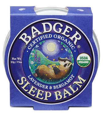 Badger Sleep Balm, 21 gr