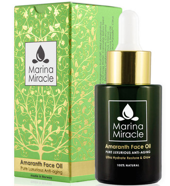Marina Miracle Amaranth Face Oil, 28 ml