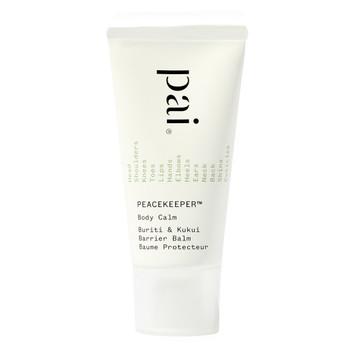 Pai The Peacekeeper er en skikkelig multitasker som kan brukes på såre lepper, tørre albuer, tørre hender og føtter og hvor det ellers dukker opp tørr hud. Kan også brukes som kuldekrem.