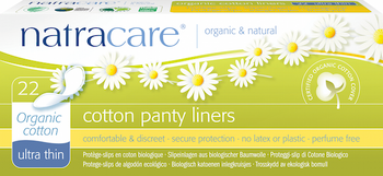 Natracare Truseinnlegg Ultra Thin, 22 pk