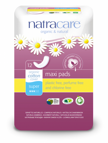 Natracare bind - Super, 12 pk