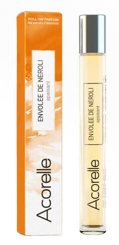 Fransk parfyme laget av 100 % naturlige ingredienser med en duft av mandarin og petit grain.