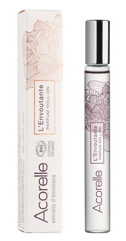 Fransk parfyme laget av 100 % naturlige ingredienser med en duft av myrra, jasmin og vanilje.