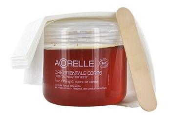 Acorelle Oriental Wax for kroppen, 300 gr