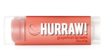 HURRAW! Lip Balm Grapefruit, 4.8 gr
