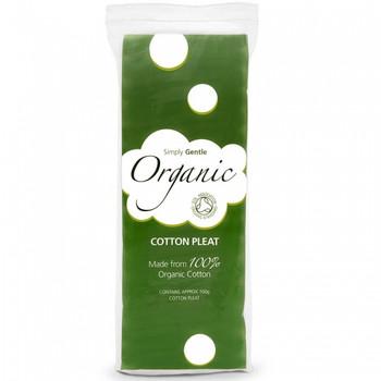 Simply Gentle Organic bomull, 100 gram