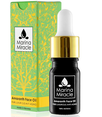 Marina Miracle Amaranth Face Oil, 5 ml
