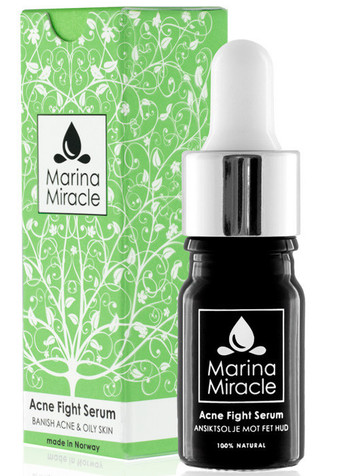 Marina Miracle Geranium Oil (tidl. Acne Fight), 5 ml