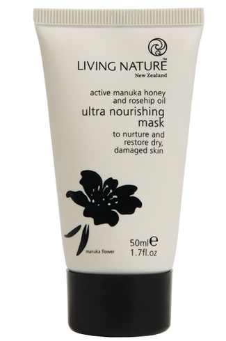Living Nature Ultra Nourishing Mask, 50 ml