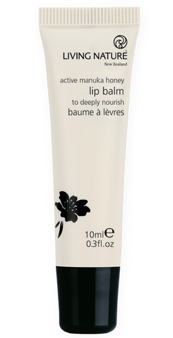 Living Nature Lip Balm, 10 ml