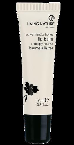 Living Nature Lip Balm, 10 ml