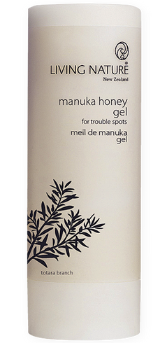 Living Nature Manuka Honey Gel, 50 ml