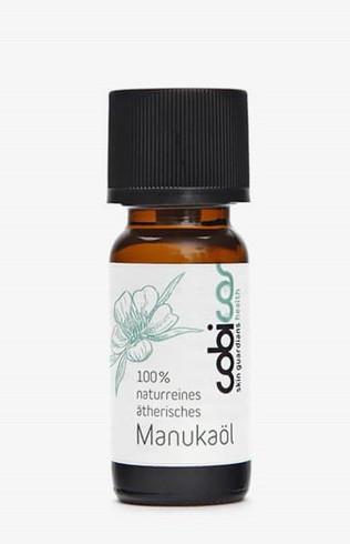 Cobicos 100% Manuka Essensiell olje, 10 ml