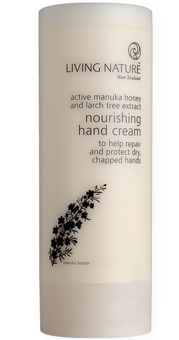 Living Nature Nourishing Hand Cream, 50 ml