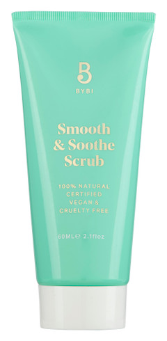 BYBI Beauty Smooth and Soothe Scrub (Prime Time), 60 ml