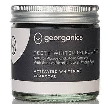 Georganics Natural Activated Charcoal Powder, 60 ml