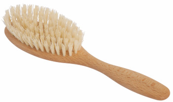 Redecker Naturlig hårbørste av tre og plantefiber