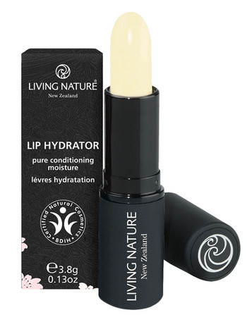 Living Nature Lip Hydrator u/farge, 3.8 gr