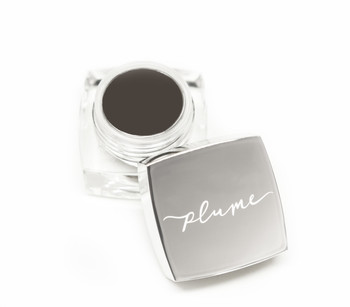 Plume Nourish & Define Brow Pomade, Endless Midnight