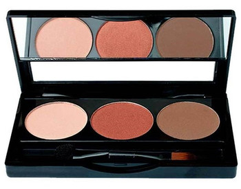 Hynt Suite Eye Shadow Palette, Sweet Canyon, 4,5 g
