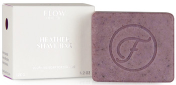Flow Arctic Heather Shave Bar, 120 gr