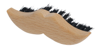 Redecker Moustache & Beard Brush