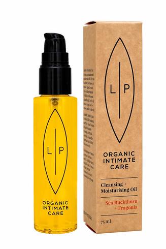 Lip Cleansing Oil Fragonia + Sea Buckthorn, intimvask 75 ml