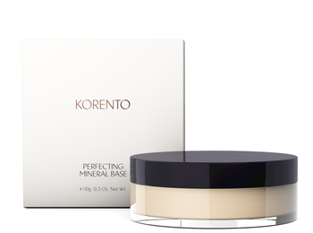 KORENTO Perfecting Mineral Base, 10 gr