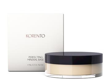 KORENTO Perfecting Mineral Base, 10 gr (opprinnelig emballasje)