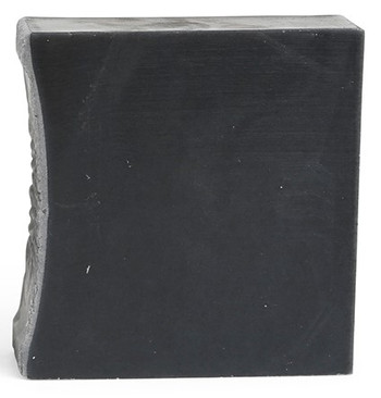 Soapwalla Activated Charcoal & Petitgrain Soap Bar, 110 gr