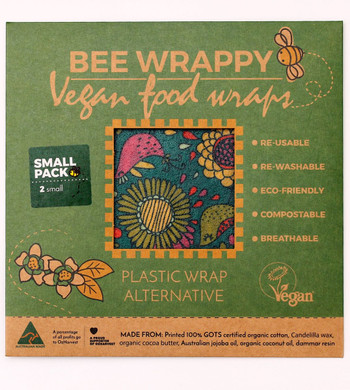 Plastfritt og vegansk alternativ til gladpack.