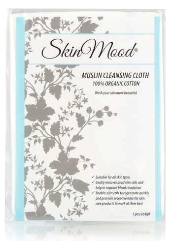 FLOW Muslin Cloth For Facial Cleansing