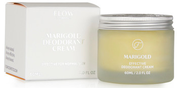 FLOW Marigold Deodorant Cream 60ml