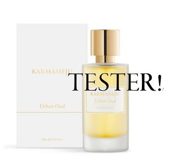 Karmameju URBAN OUD Eau de Parfum, TESTER 1.5 ml