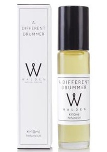 Walden A Different Drummer' Perfume Oil, 10 ml