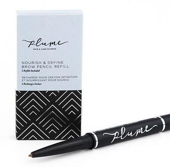 Plume Refill Nourish & Define Brow Pencil (2 pk)