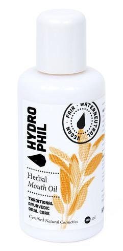 HYDROPHIL Oil Pulling Munnskyll, 100 ml