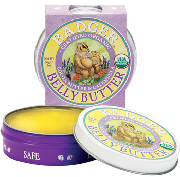 Badger Belly Butter, 56 gr