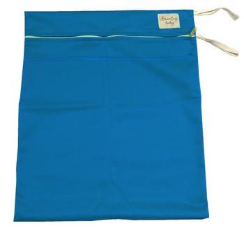 Beaming Baby Våtpose med dobbel lomme, Turkis