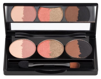 Hynt Suite Eye Shadow Palette, Sweet Sahara, 4,5 g