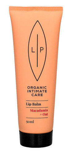 Lip Intimate Care, Lip Balm Macadamia + Oat, 50 ml