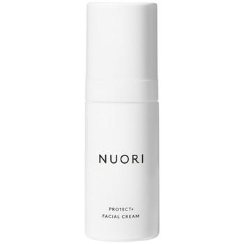 NUORI Protect+ Facial Cream er en naturlig dagkrem som gir huden en god dose av lipider og antioksidanter. Den bidrar til langvarig fukt og beskytter hudbarrieren.