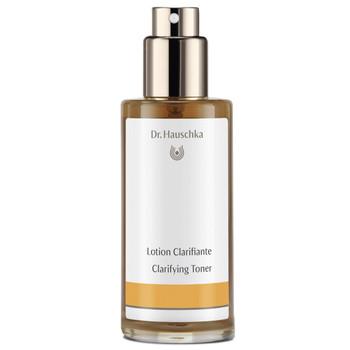 Dr. Hauschka Clarifying Toner stimulerer hudens egne fornyelsesprosesser på en skånsom måte. Det gir huden en frisk glød og en naturlig utstråling.