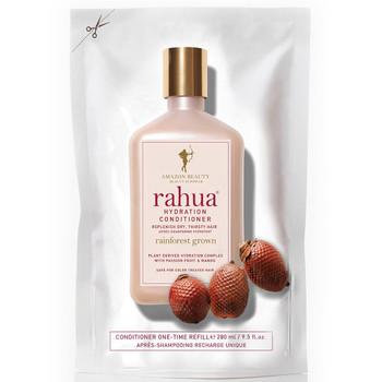 Refill til Rahua Hydration balsam. Dette produktet kommer i en påfyllingsposetil å fylle opp flasken du har fra før.