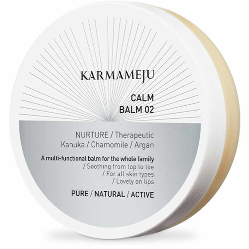 Karmameju Calm Balm for sår hud kuldeeksem, tørr hud for barn og voksne