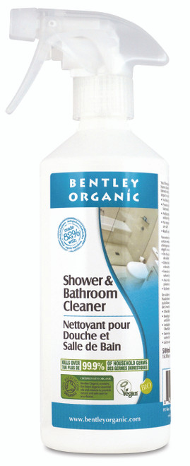 Bentley Organics Vaskemiddel - Spray for baderom, 500 ml