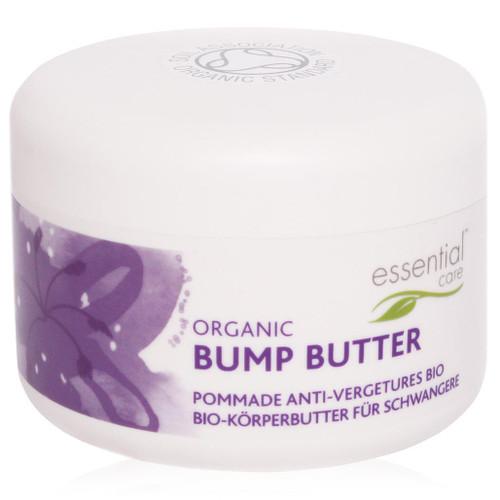 """Odylique Organic Bump Butter en deilig, fuktighetsgivende salve laget for å motvirke strekkmerker under graviditet. Salven er mer som et smør og trekker lett inn i huden uten å oppleves klissete mot klær. Det næringsrike produktet hjelper til med å holde huden fuktet og elastisk slik at den """"er med på"""" barnets voksende prosess"""