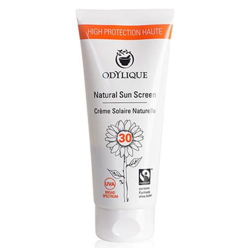 Odylique Naturlig Solkrem SPF30, 100 ml