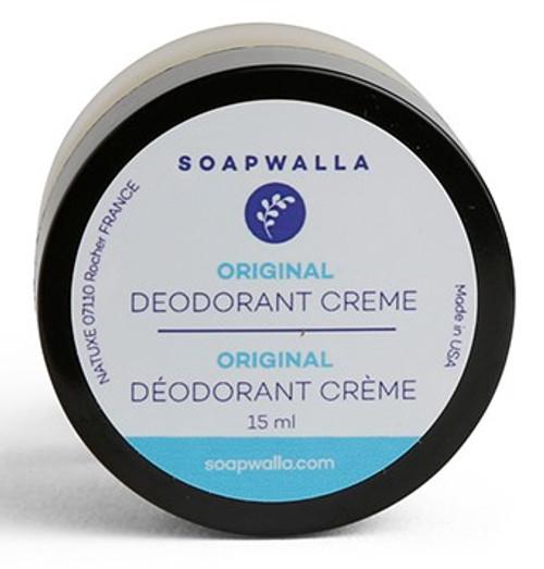 Soapwalla Deodorant Original m/peppermynte, 15 ml